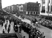 O'Connell Steet St. Patrick's Day Parade, 1955
